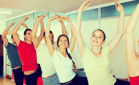 Featured gym in Las Vegas: EŌS Fitness Las Vegas Northwest interior