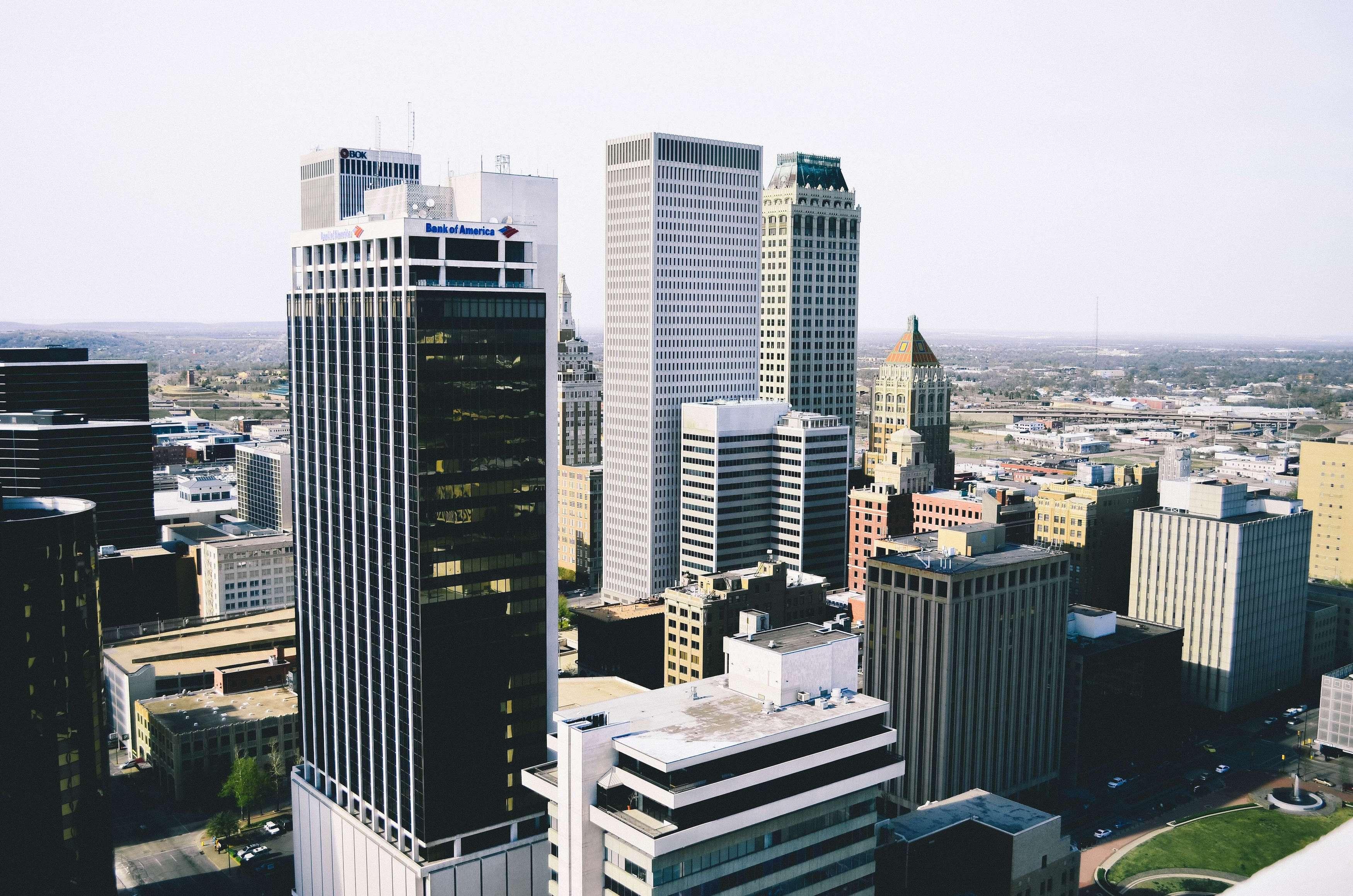 Scene from Tulsa