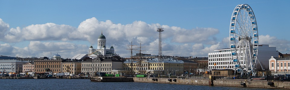Scene from Finland