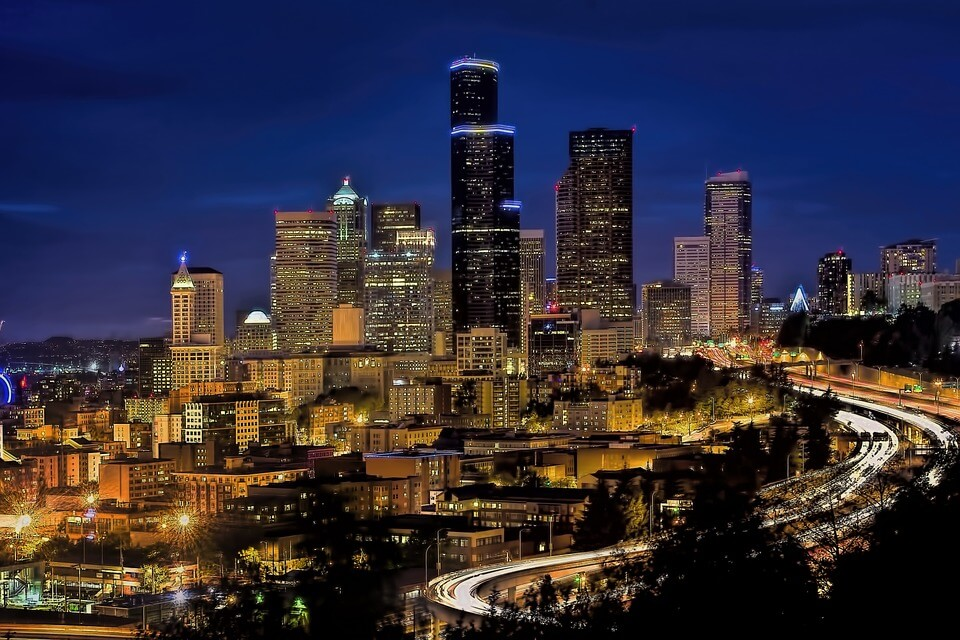 Snapshot of Seattle