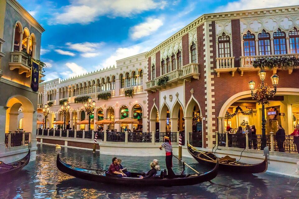 Snapshot of Las Vegas
