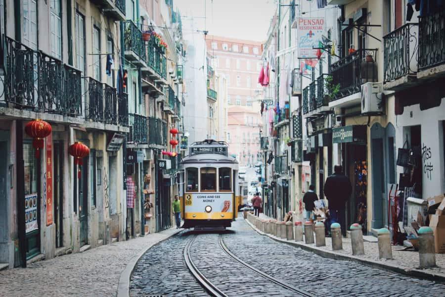 Snapshot of Portugal