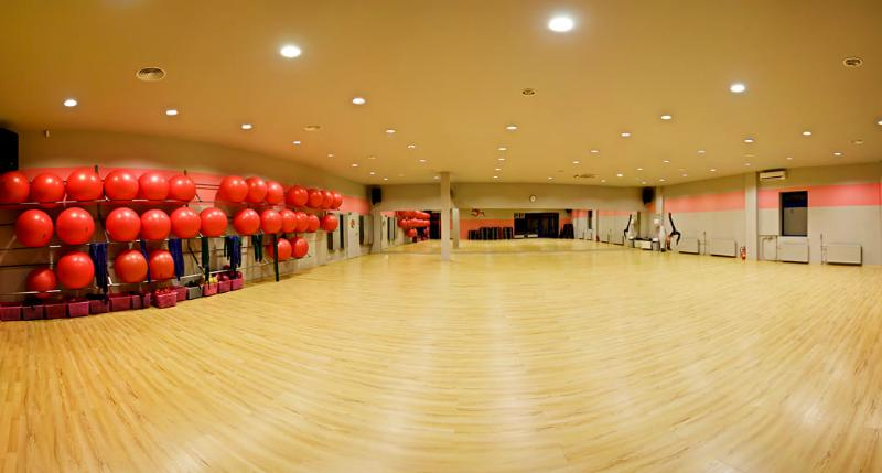 Featured gym in Warsaw: Total Fitness Ursynów facilties