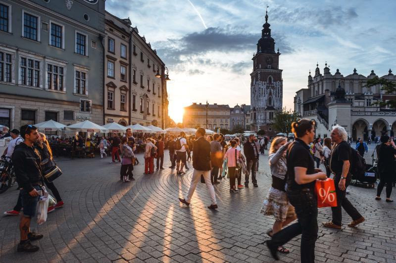 Snapshot of Poland