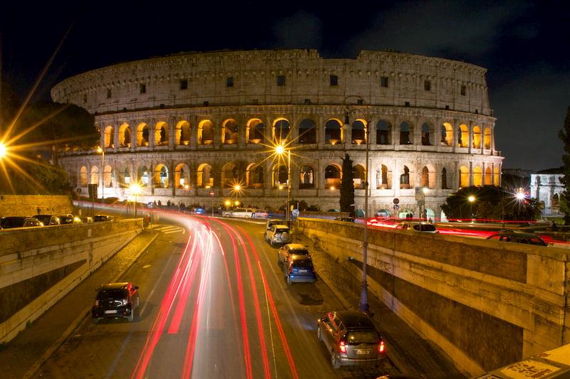 Scene from Colosseum
