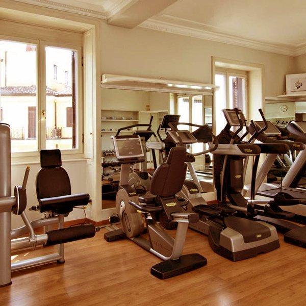 Dabliu Fitness Suite interior