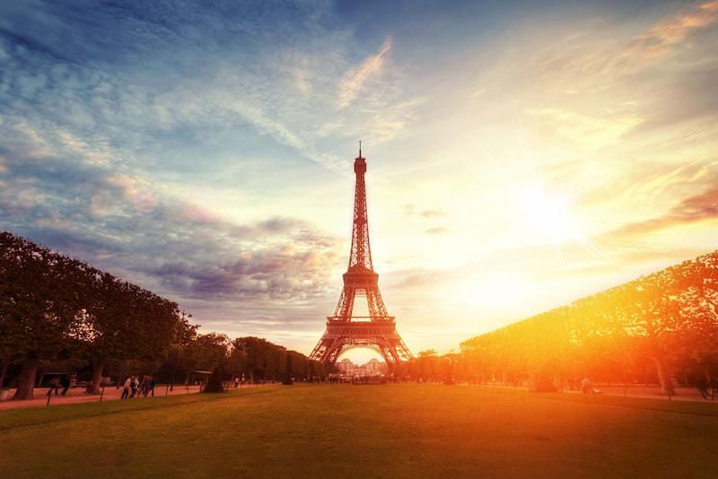 Snapshot of Eiffel Tower
