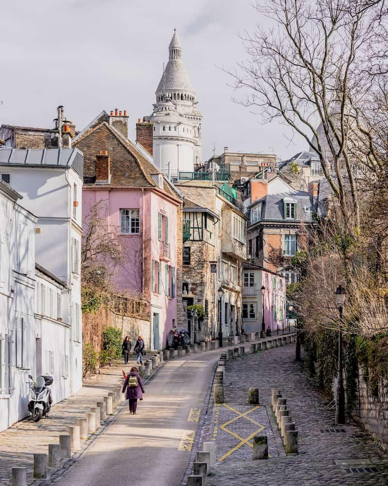Snapshot of Montmartre