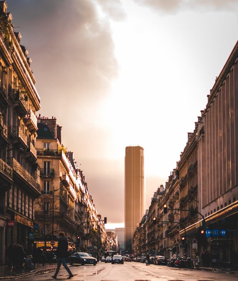 Scene from Tour Montparnasse