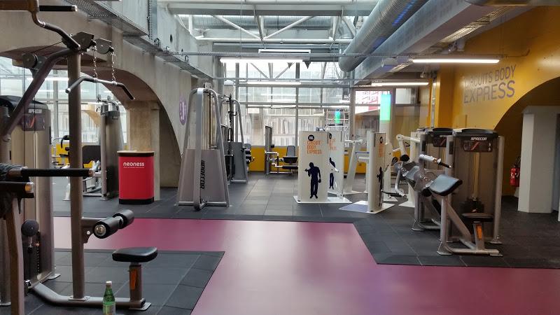 Neoness Paris Montparnasse training area
