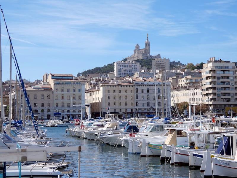 Snapshot of Marseille
