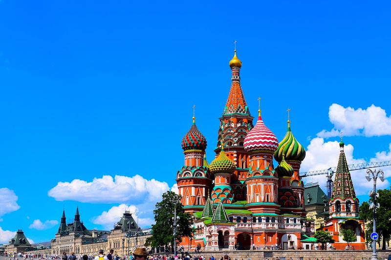 Snapshot of Russia
