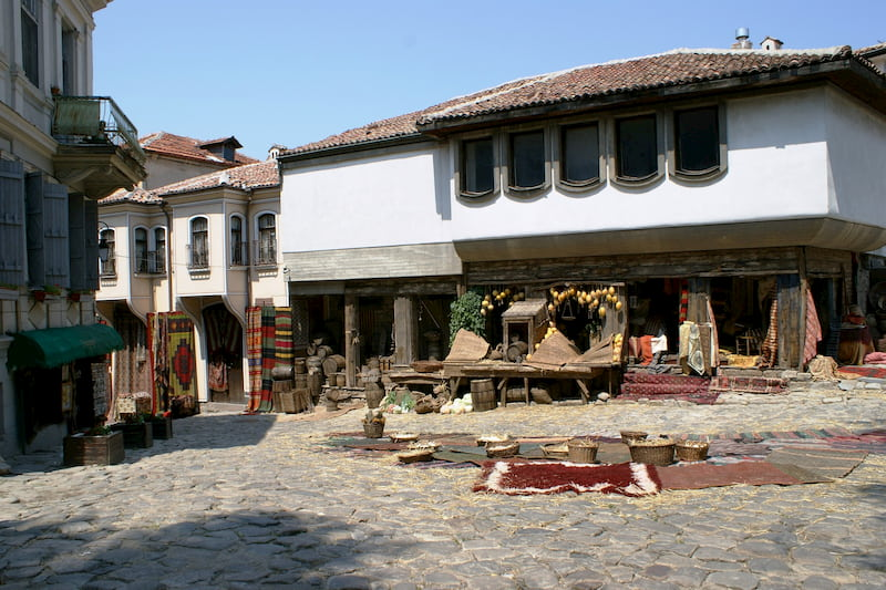 Snapshot of Plovdiv