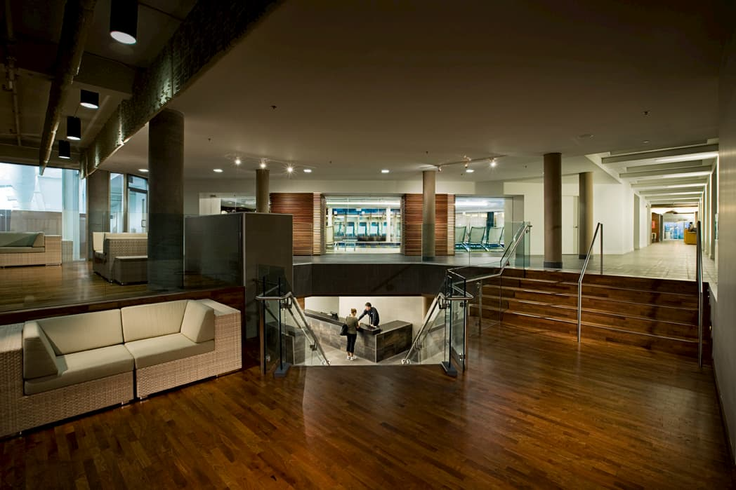 Midtown Athletic Club - Le Sporting Club Sanctuaire interior