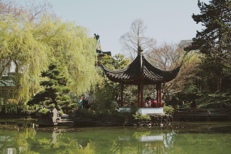 Snapshot of Chinatown