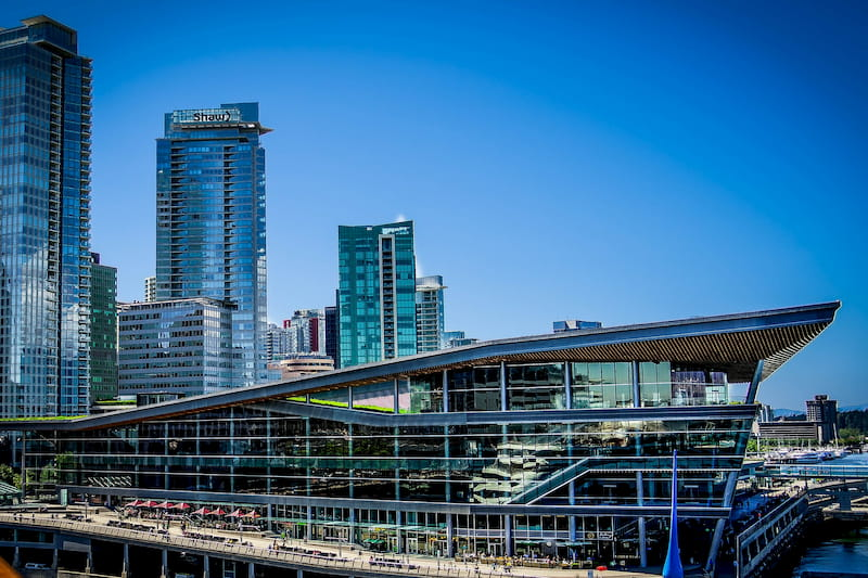 Gyms near Vancouver Convention Center TrainAway