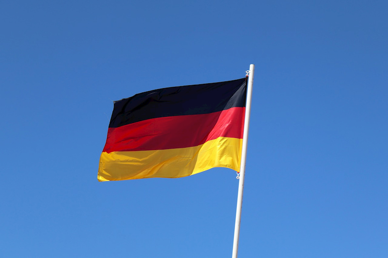 Scene from Germany