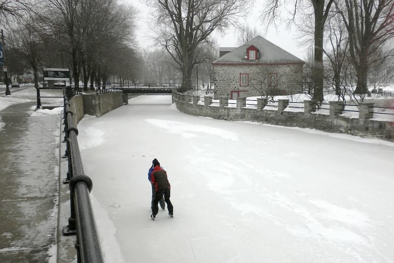 Picture of Lachine Canal