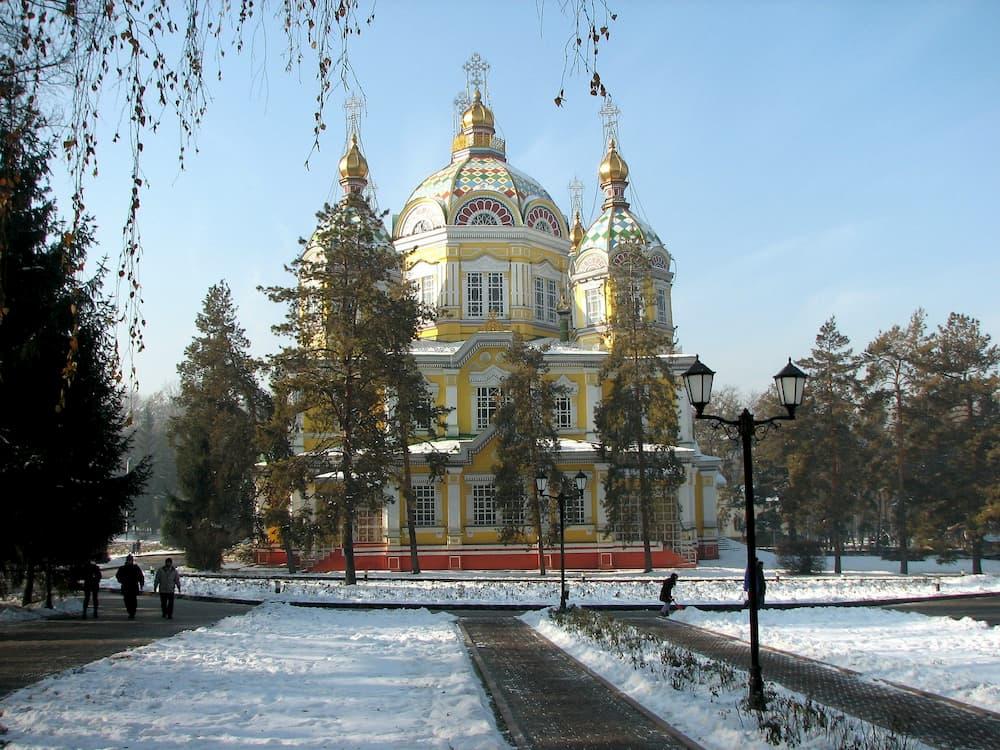 Picture of Kazahkstan