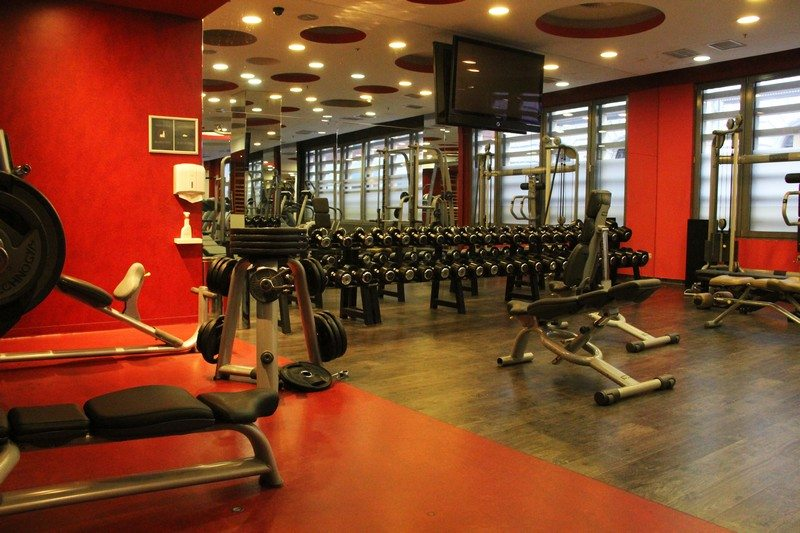 Bliss & Body Fitness and Wellness interior
