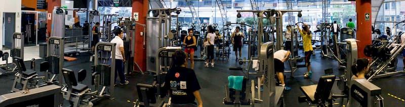 Featured Gym: Bodytech Lima, Surco facilties