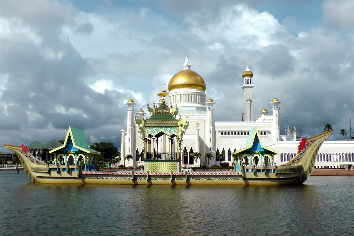 Snapshot of Brunei