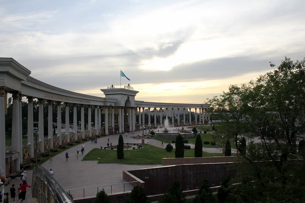 Scene from Kazahkstan