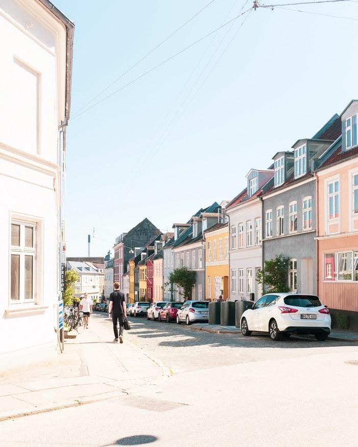 Snapshot of Aarhus