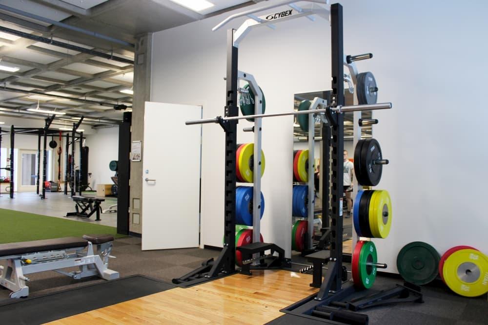 Fit&Sund Ballerup training area