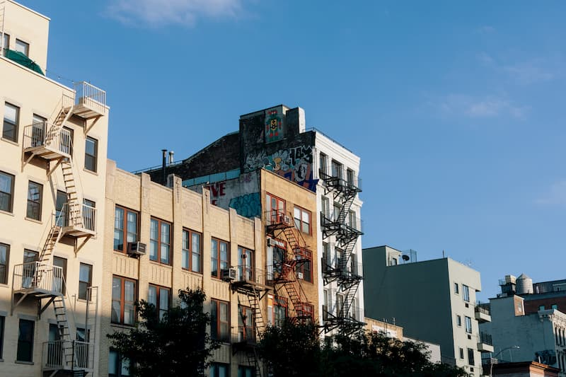 Picture of Bowery New York City