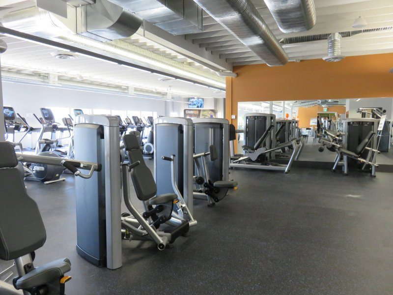 Club16 Trevor Linden Fitness - Abbotsford facilties