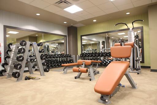 Court House Squash & Wellness - Central facilties