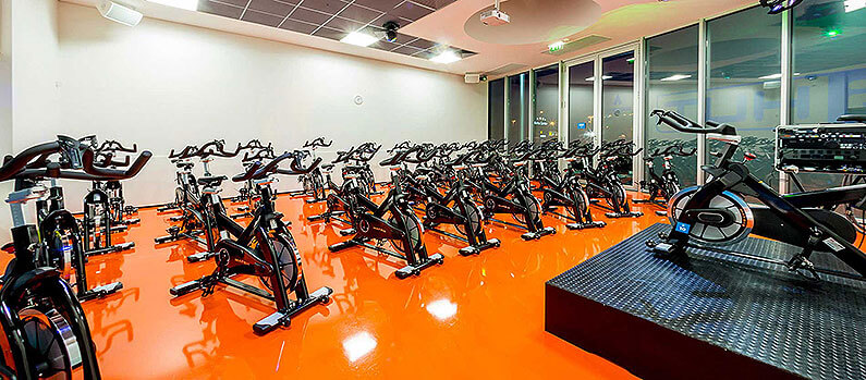 Fitness Hut - Braga interior
