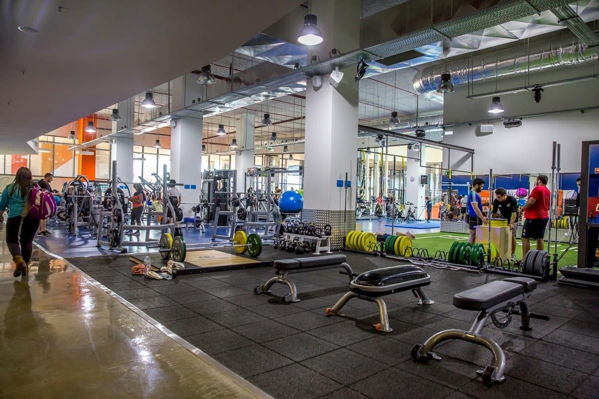 Fitness Hut - Setúbal interior