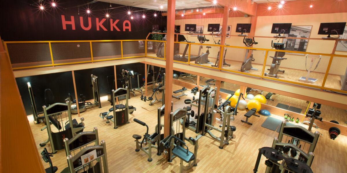 Liikuntakeskus Hukka facilties