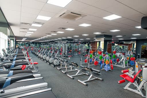Fitness Stadium Club interior
