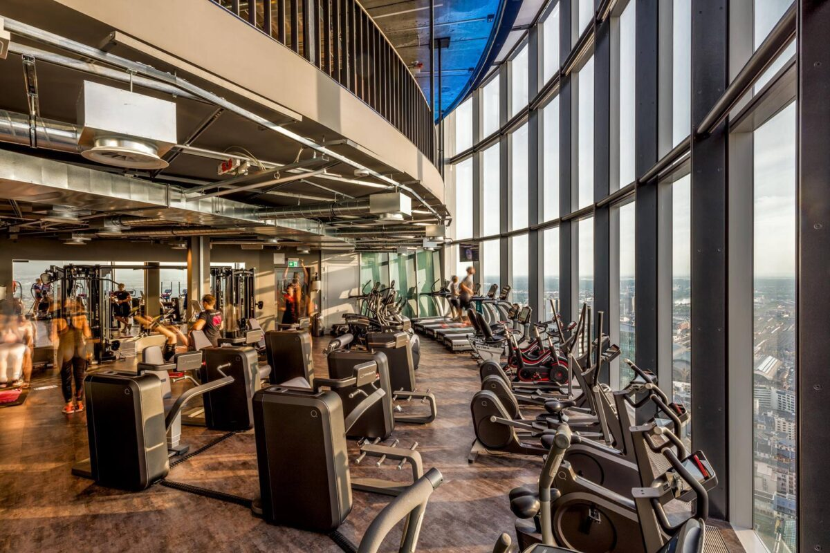 PRIME TIME FITNESS Main Tower facilties