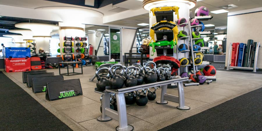 New York Health & Racquet Club - West 23rd interior