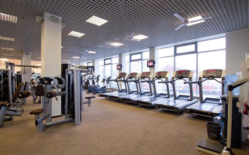 Orange Fitness Paveletskaya facilties