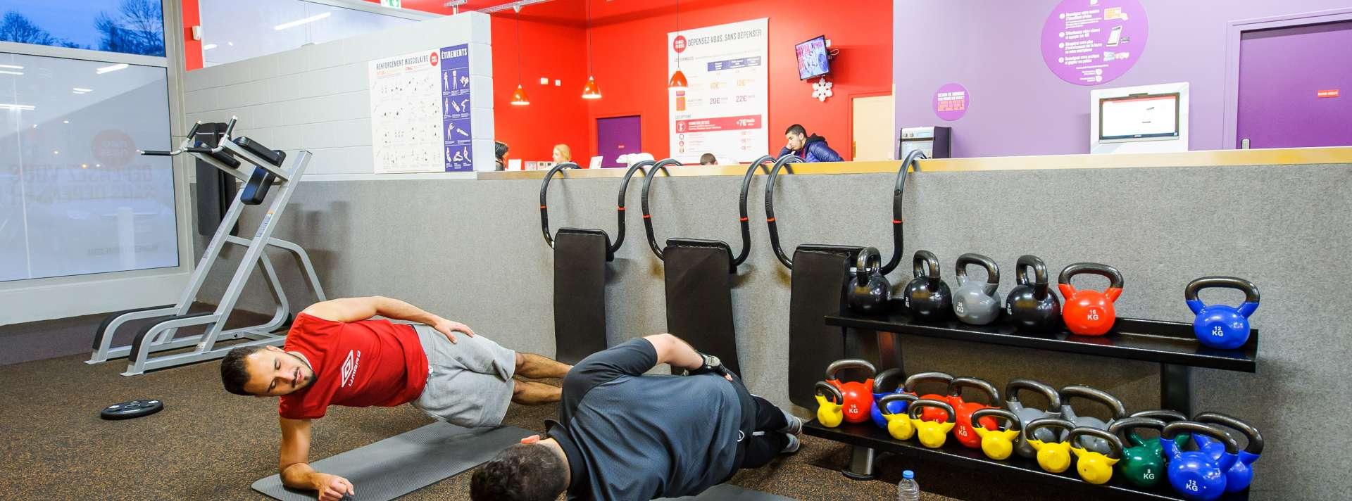 Neoness - Ccial Beau Sevran training area