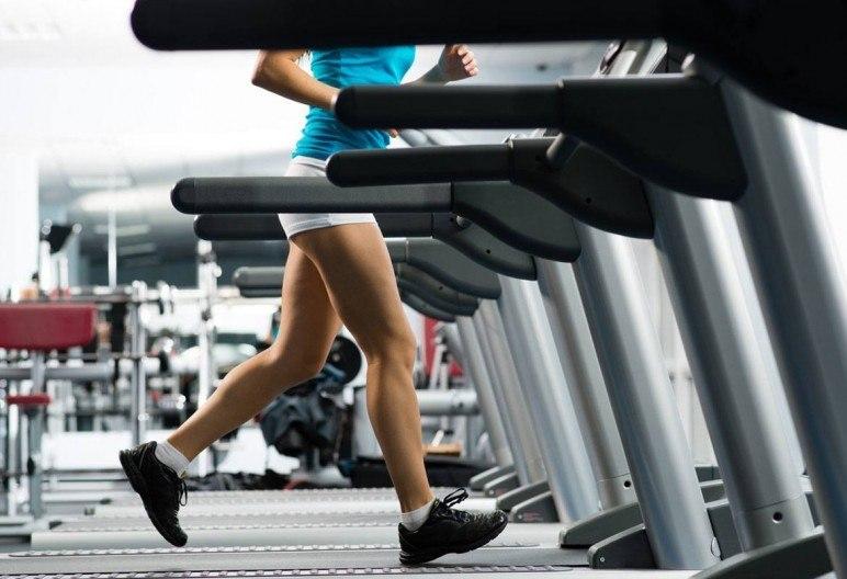 Solo Fitness training area