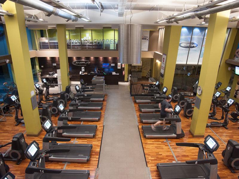 Sportlife Vitacura training area