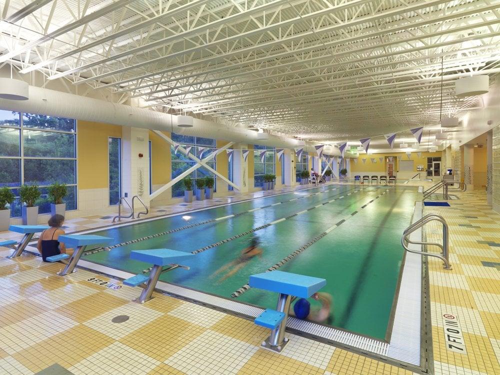 acac Fitness & Wellness Center - Downtown facilties