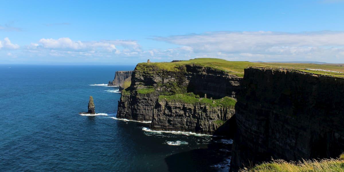 Scene from Ireland
