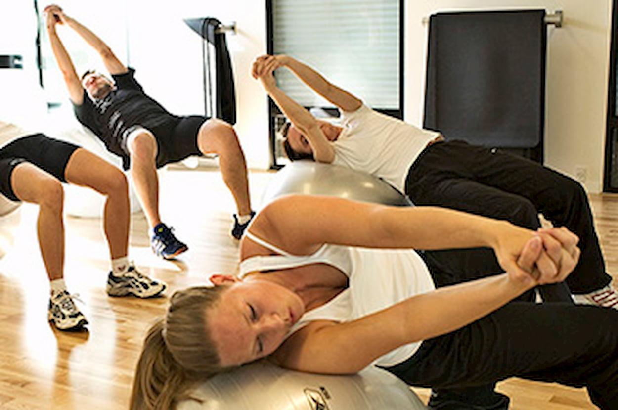 Søhuset Motionscenter facilties
