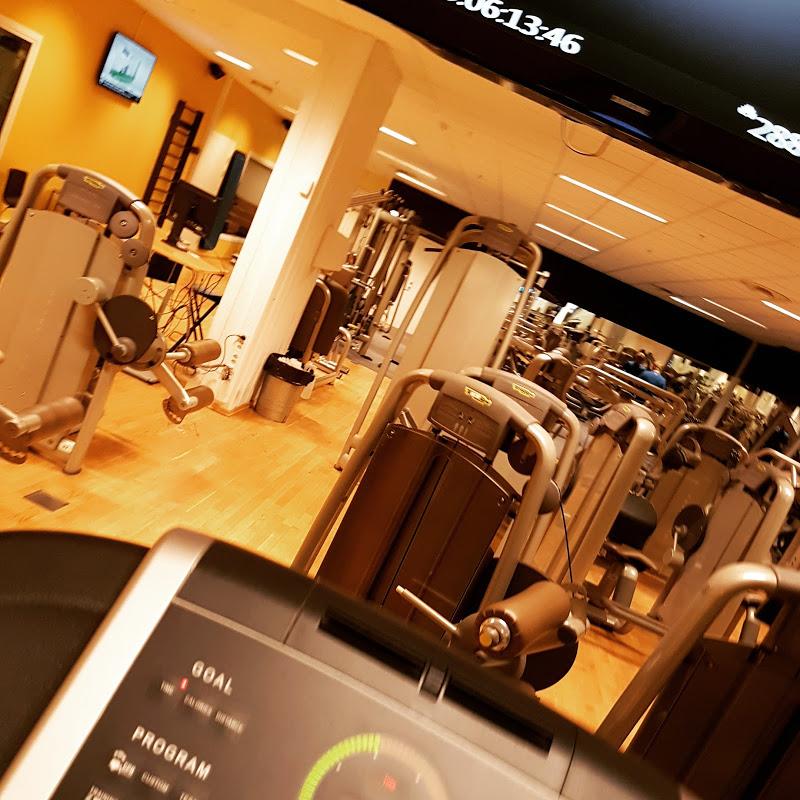 Sissel Fitness interior