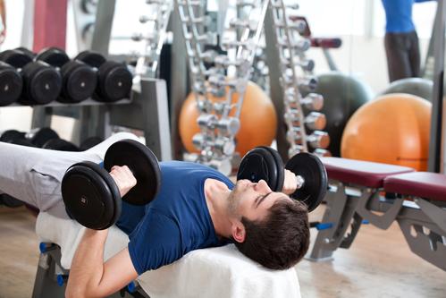 EoS Fitness - Las Vegas Eastern/Serene training area