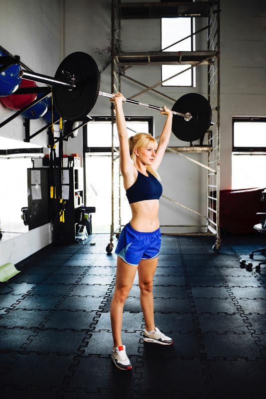 EoS Fitness - Las Vegas NW training area