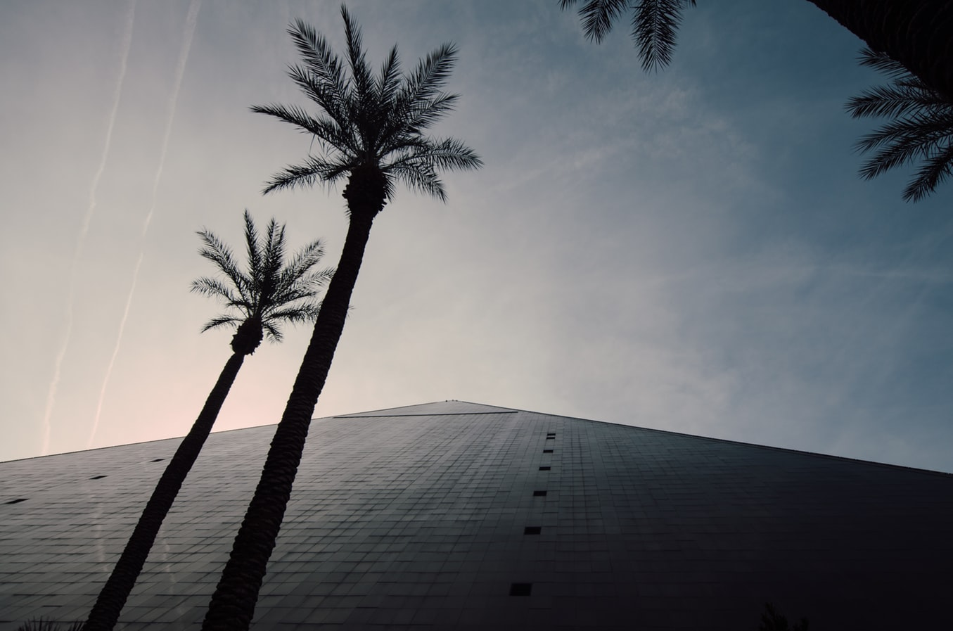 Scene from The Secret Garden, Las Vegas