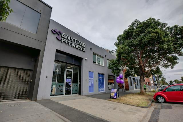Anytime Fitness South Melbourne interior